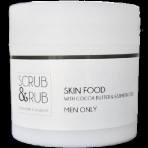Scrub&Rub Bodybutter Men Only