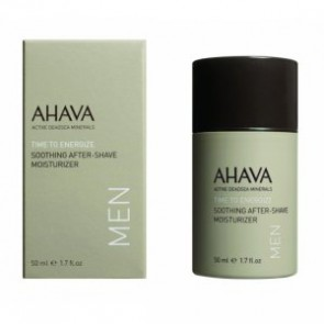 AHAVA Time to Energize Men Smoothing Aftershave Moisturize