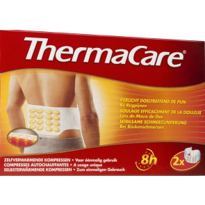 THERMACARE RUGPIJNEN