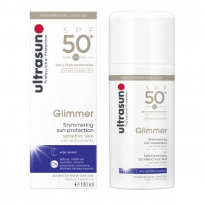 Ultrasun Glimmer F50+