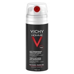 Vichy Homme 72U triple diffusion deodorant