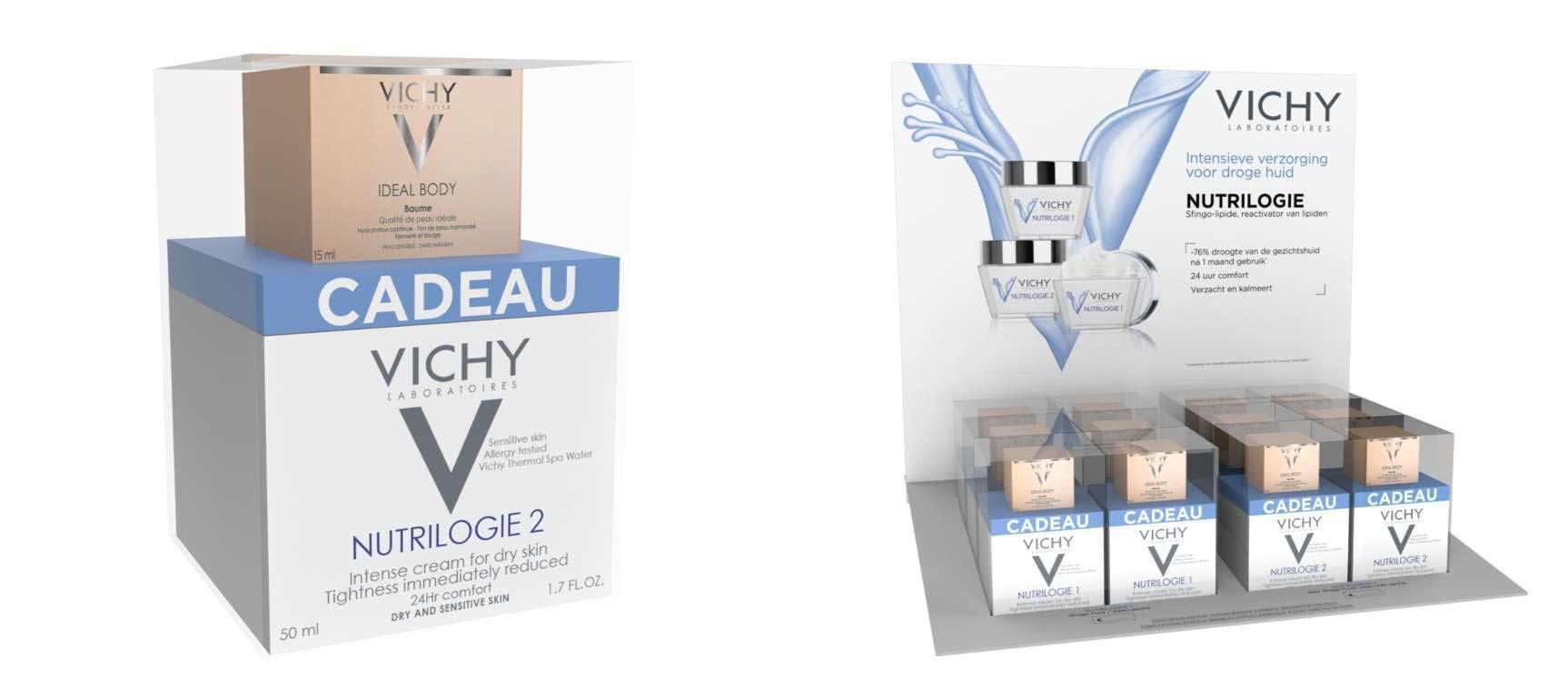 Vichy Nutrilogie Aanbieding