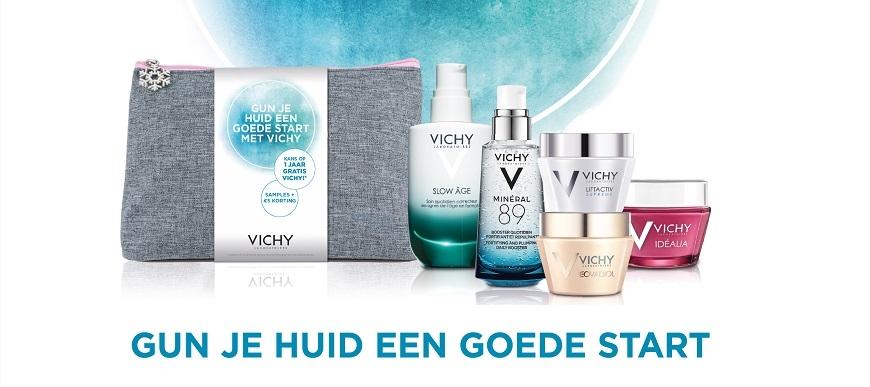 Vichy super aanbieding tasje